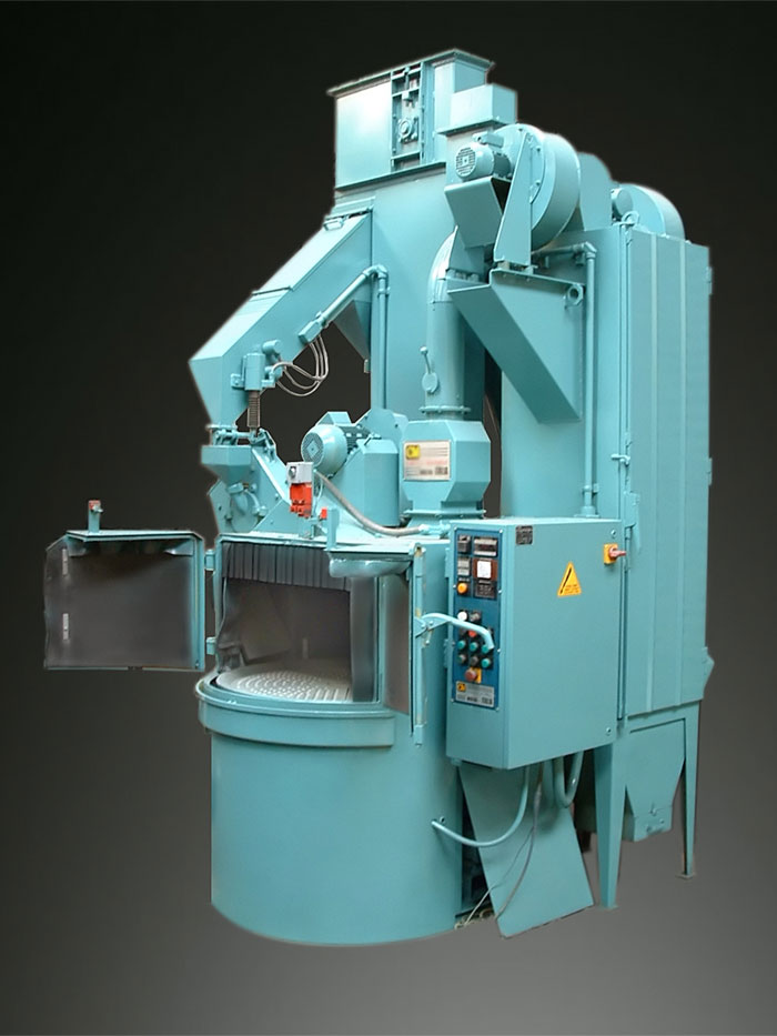 Used/Refurbished Shot Blast Machines